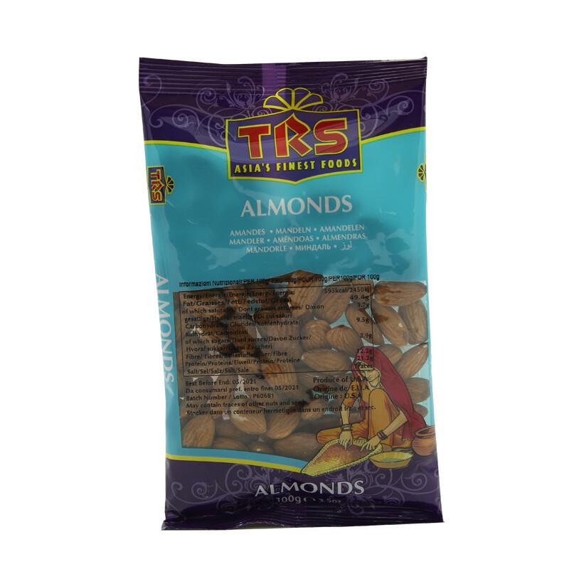TRS Almonds 15 x 100 g