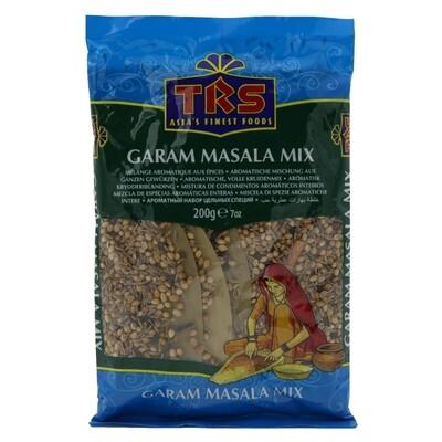 TRS Garam Masala Whole 15 x 200 g