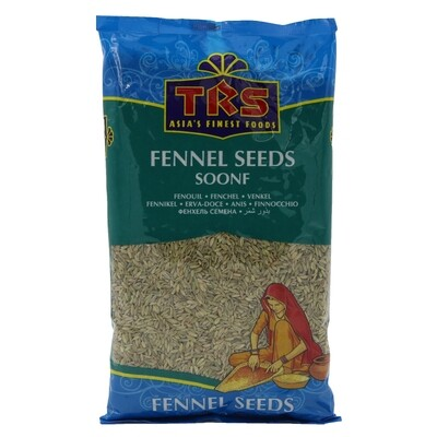TRS Fennel Seeds 10 x 400 g