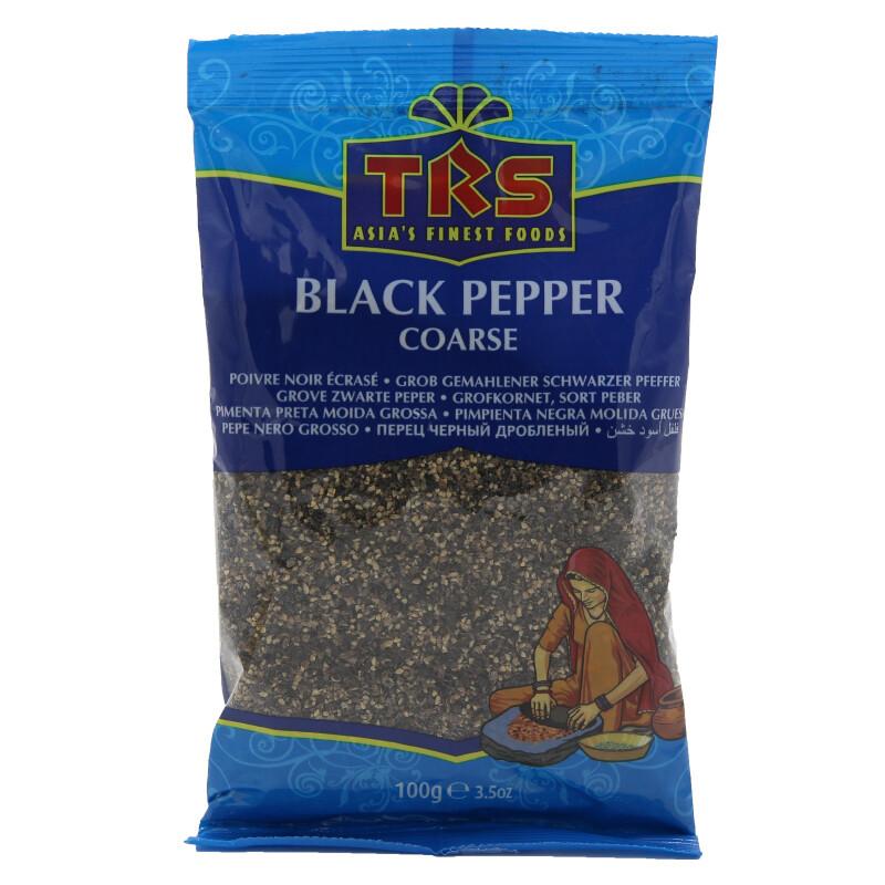 TRS Black Pepper Coarse 20 x 100 g