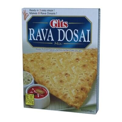 Gits Rawa Dosai 10 x 200 g