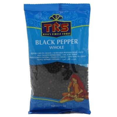 TRS Black Pepper Whole 20 x 100 g
