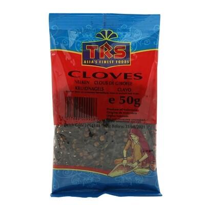 TRS Cloves Whole 20 x 50 g