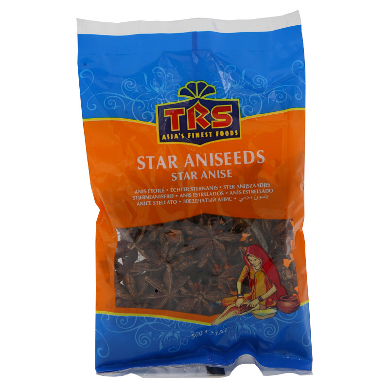 TRS Star Anis Seed 15 x 50 g