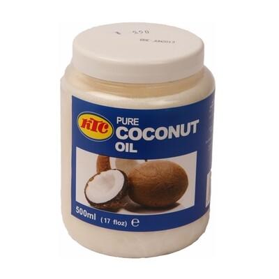 KTC Coconut Oil 12 x 500 ML