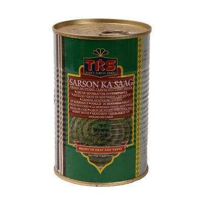 TRS Canned Sarson Ka Saag 12 x 450 g