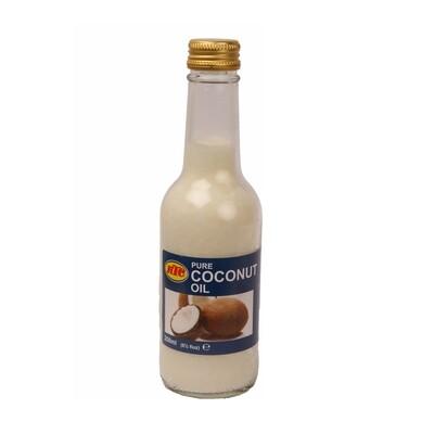 KTC Coconut Oil 12 x 250 ml