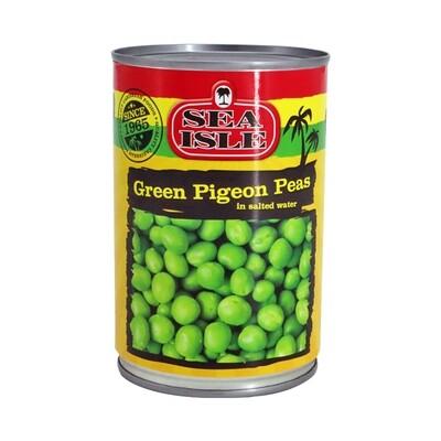 Sea Isle Green Pigeon Peas 12 x 425 g