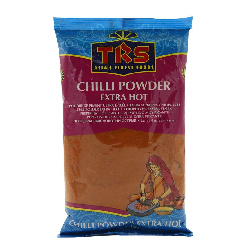 TRS Chilli Powder Extra Hot 20 x 100 g