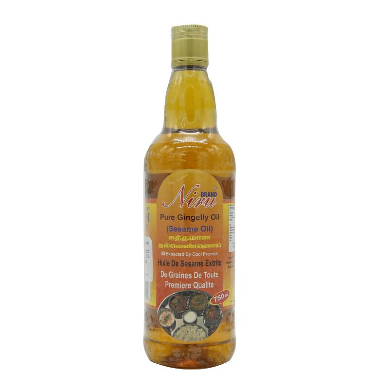 Niru Sesame Oil 15 x 750 ml