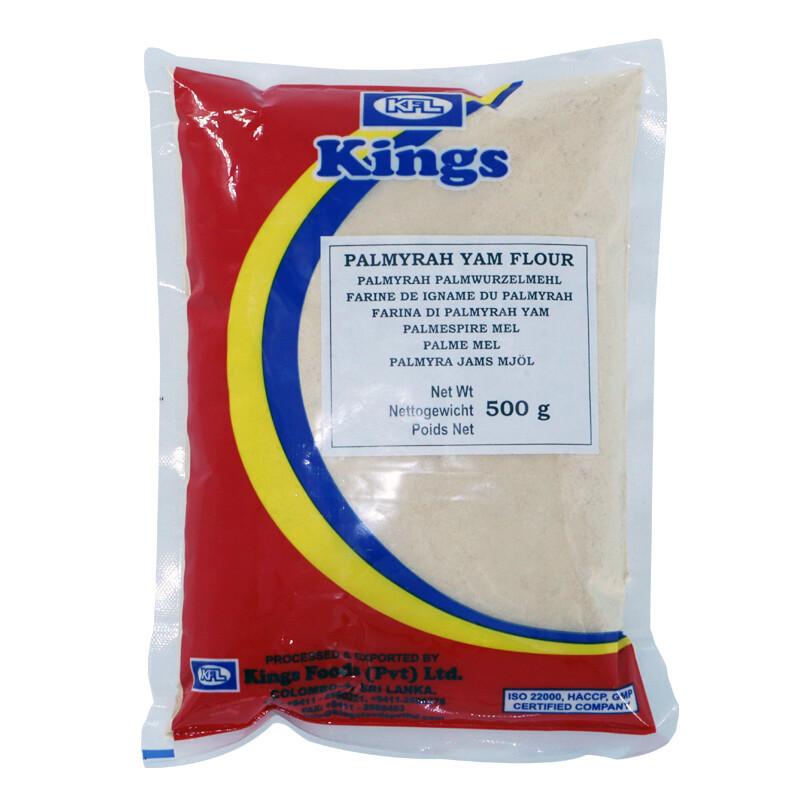 Kings Palmyrah Yam Flour 20 x 500 g