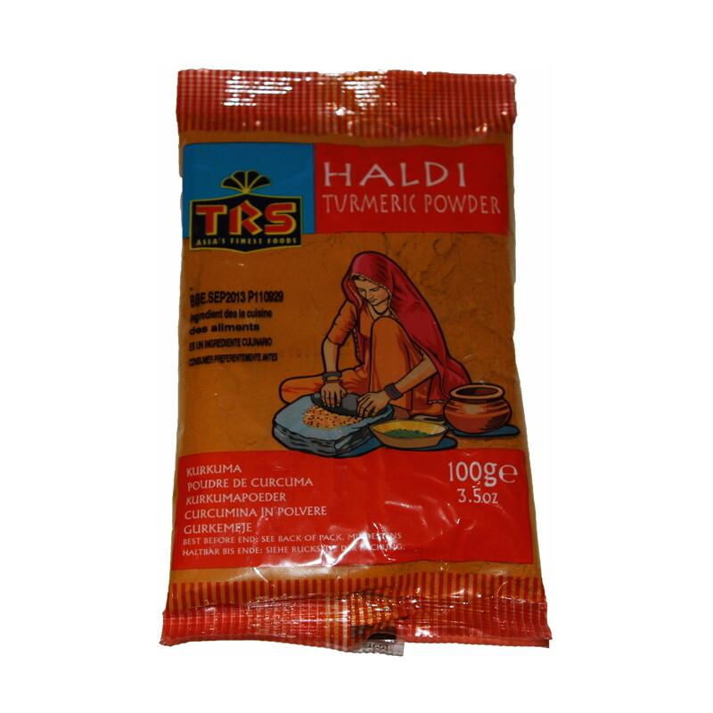 TRS Haldi Powder 20 x 100 g