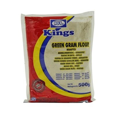 Kings Green Gram Flour Roasted 20 x 500 g