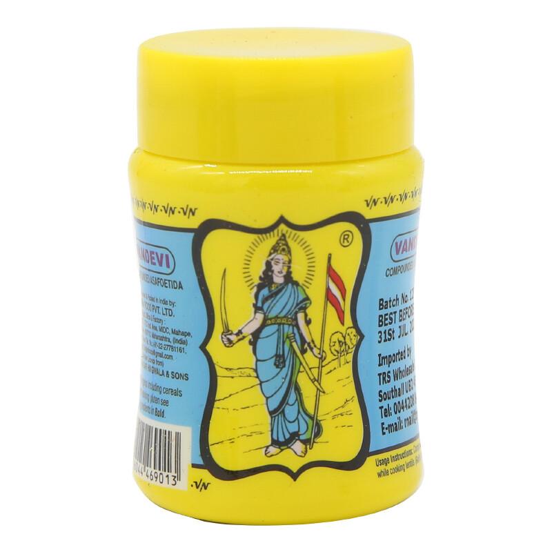 Vandevi Hing Yellow Powder 10 x 50 g
