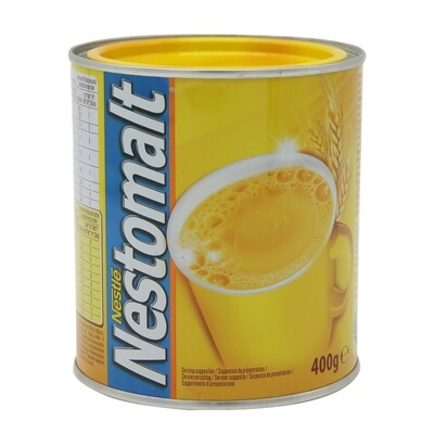 Nestle Nestomalt Tin 24 x 400 g