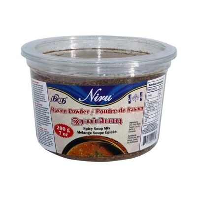 Niru Rasam Powder 24 x 200 g
