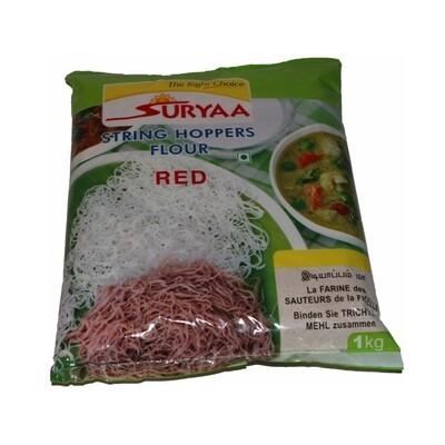 Suryaa String Hopper Flour Red 20 x 1 kg