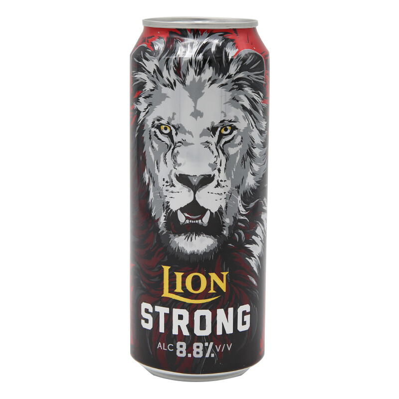 LionBeer Strong Can 24 x 500 ml