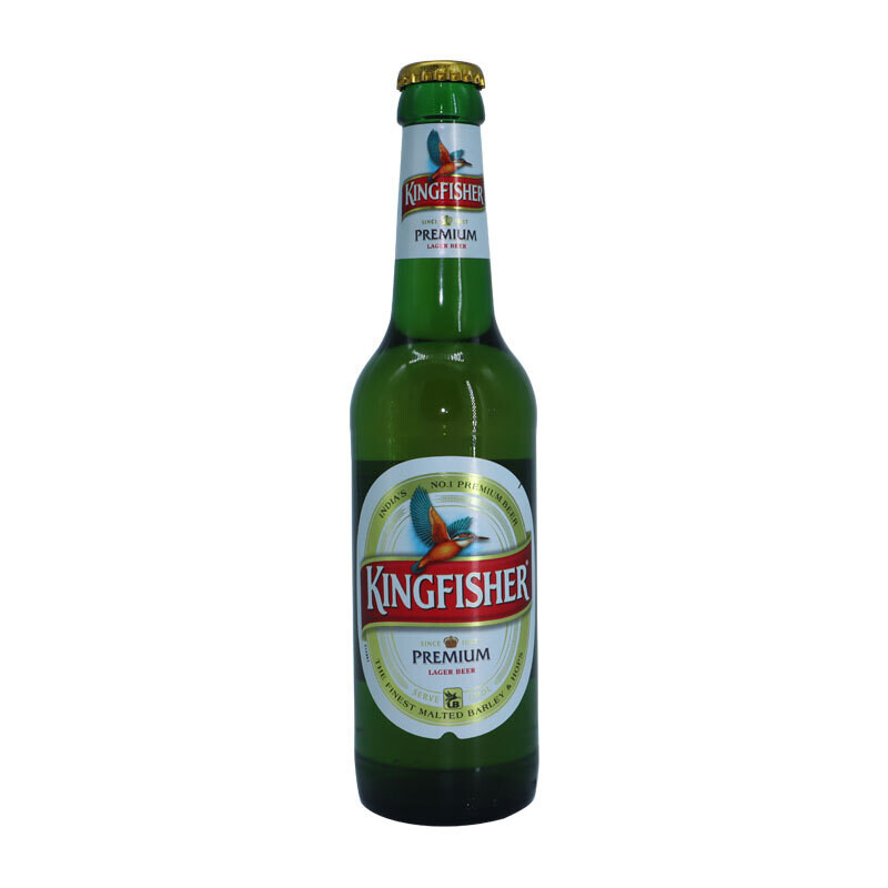 King Fisher Beer 24 x 330 ml