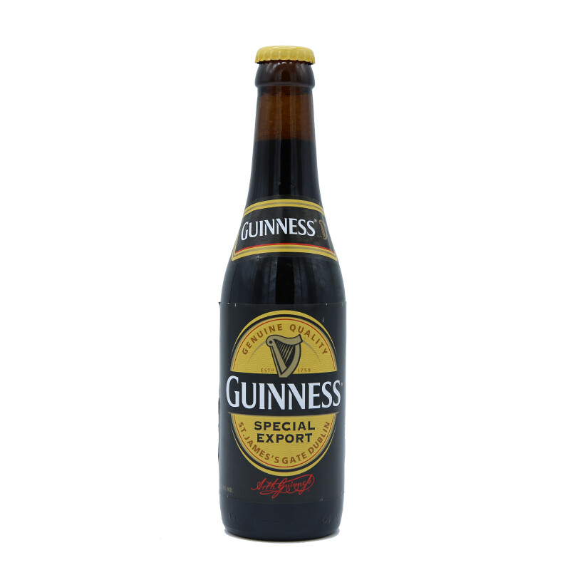 Guinnes Staut 8 % Alcohol 24 x 330 ml