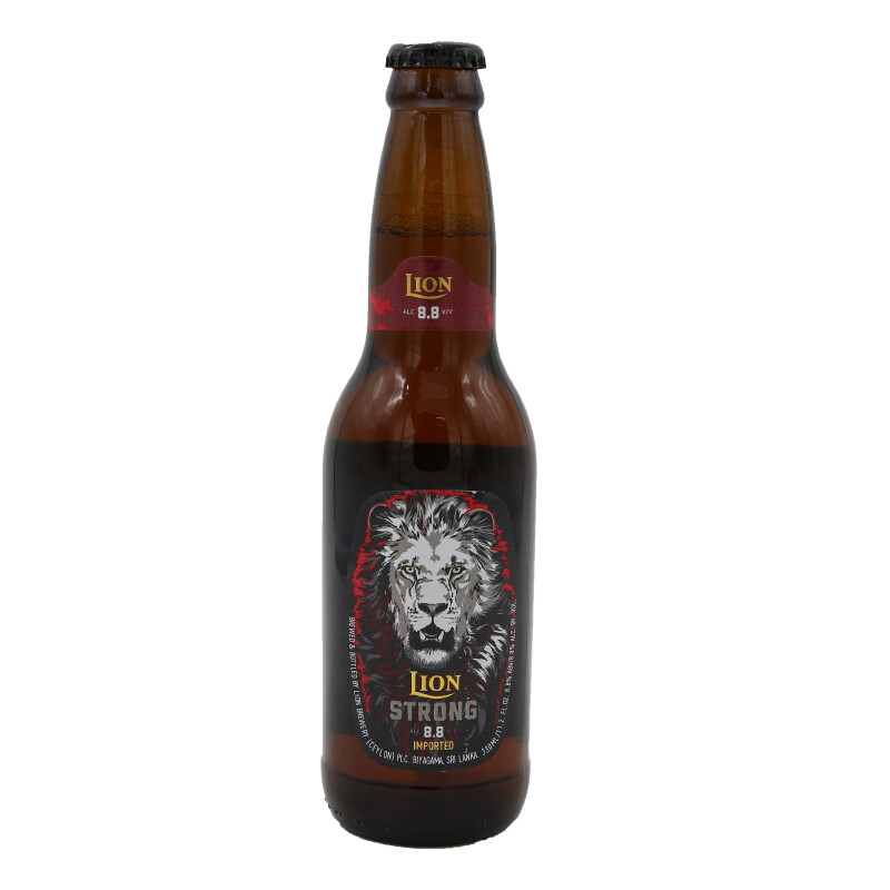 Lion Beer Strong Bottle 12 x 625 ml
