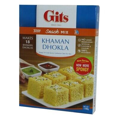 Gits Khaman Dhokla Mix 10 x 180 g