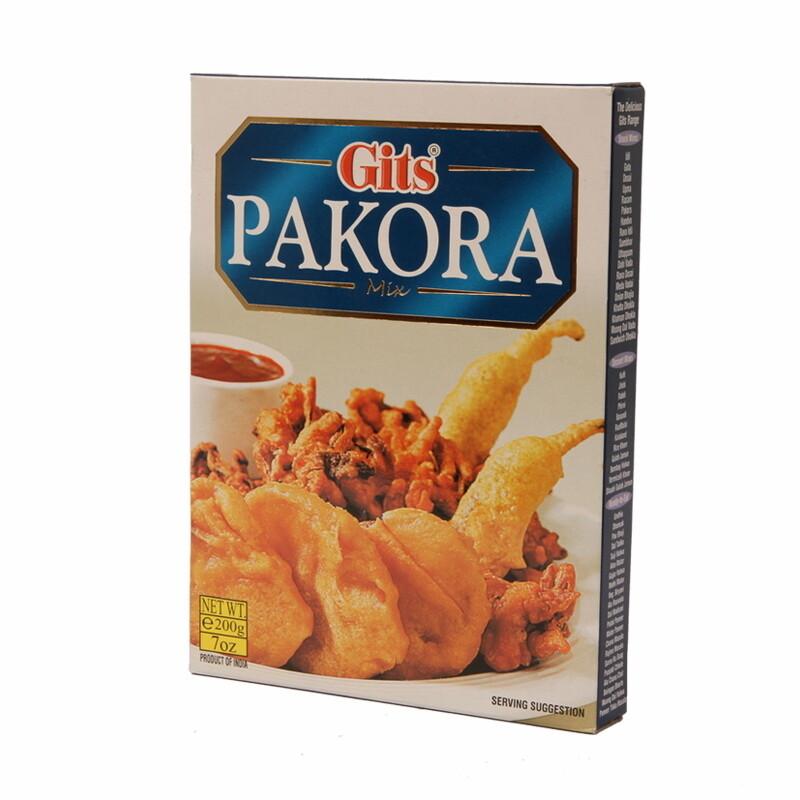 Gits Pakora Mix 10 x 200 g