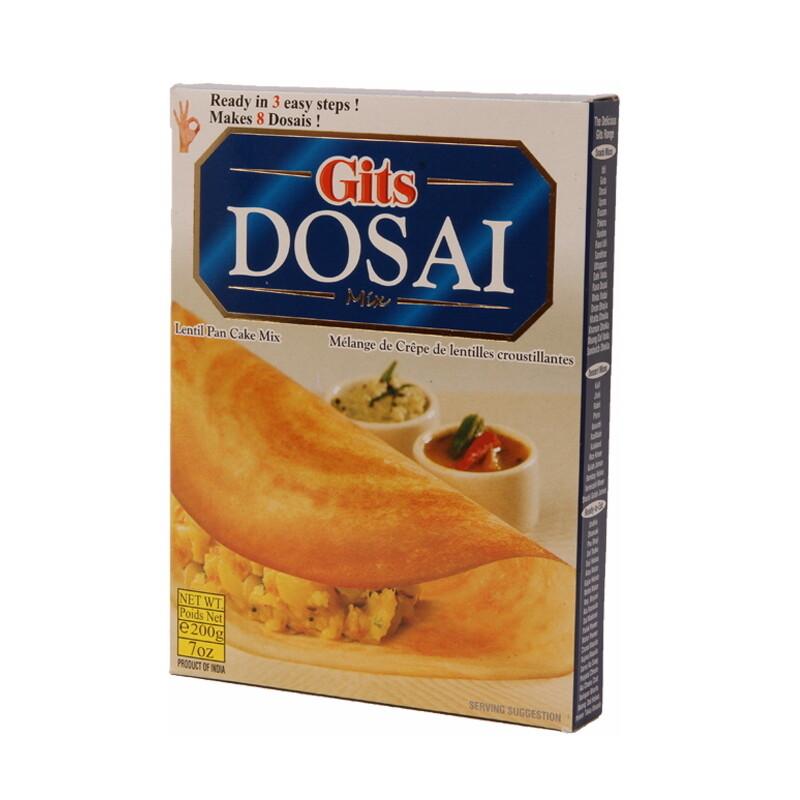 Gits Dosai Mix 10 x 200 g