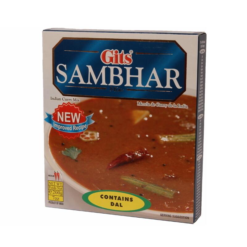 Gits Sambar Mix 10 x 200 g