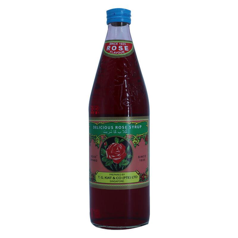 Kiat Rose Sirup 12 x 750 ml