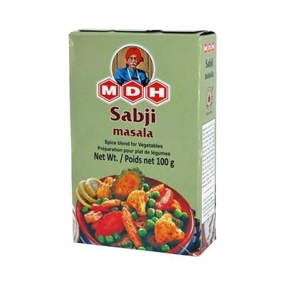 MDH Sabji Masala 10 x 100 g
