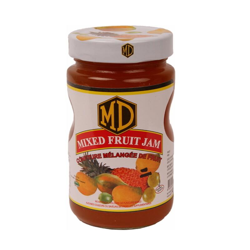 MD Mixedfruit Jam 24 x 500 g