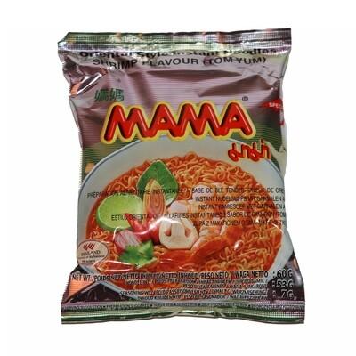 Mama Instant Tom Yum shrimp 30 x 60 g