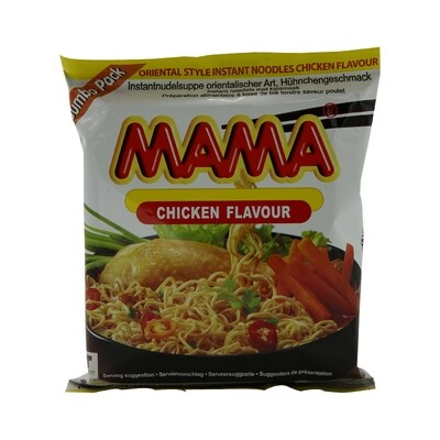 Mama Instant Noodle Chicken 30 x 55 g