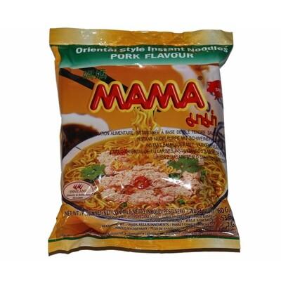 Mama Instant Noodle Pork 30 x 60 g
