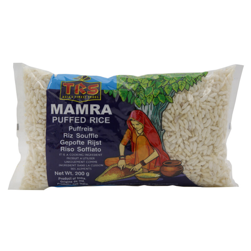 TRS Mamra Puffed Rice 20 x 200 g