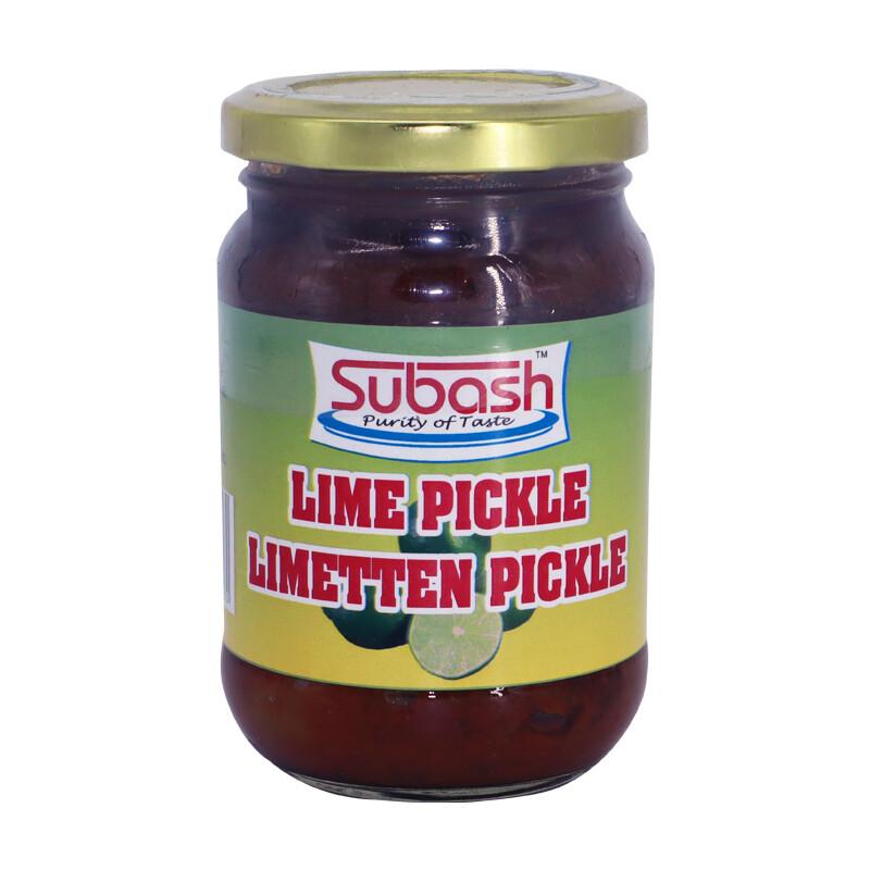 Subash Lime Pickle 24 x 300 g