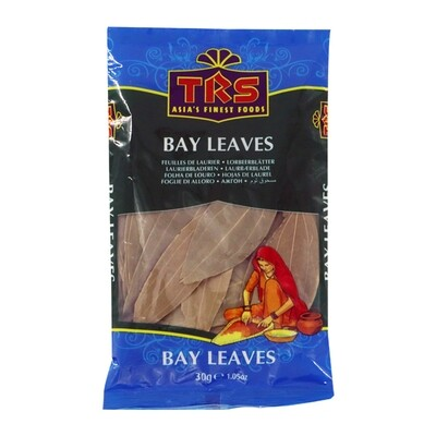 TRS Bay Leaves 15 x 30 g