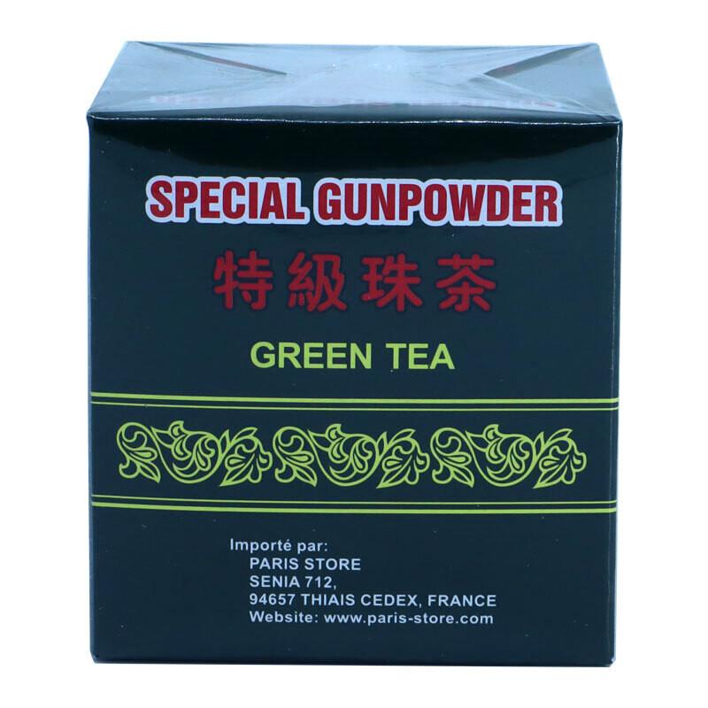 Cap Green Tea China 40 x 125 g