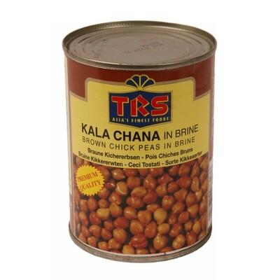 TRS Canned Boiled Kala Chana 12 x 400 g