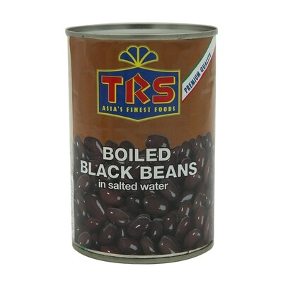 TRS Canned Black Beans 12 x 400 g