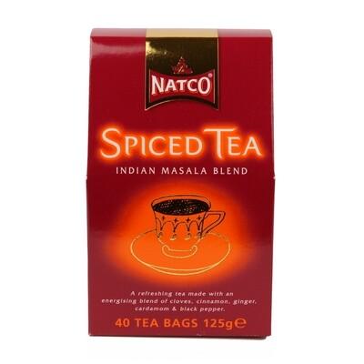 Natco Spiced Tea 6 x 80 pcs