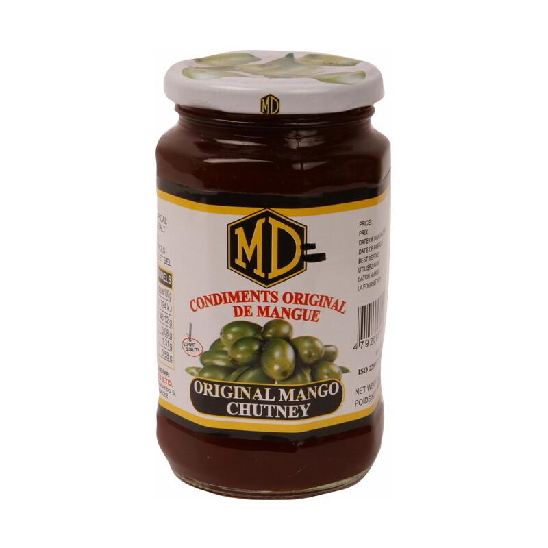 MD Mango Chutney 24 x 460 g