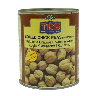 TRS Chick Peas Boiled 6 x 800 g