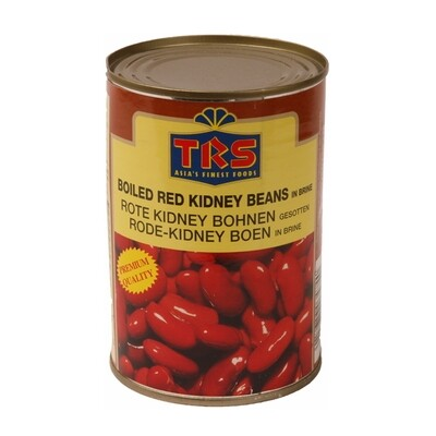 TRS Canned Red Kidney Be 12 x 400 g