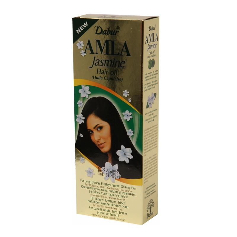 Dabur Amla Jasmin Hair Oil 12 x 200 ml
