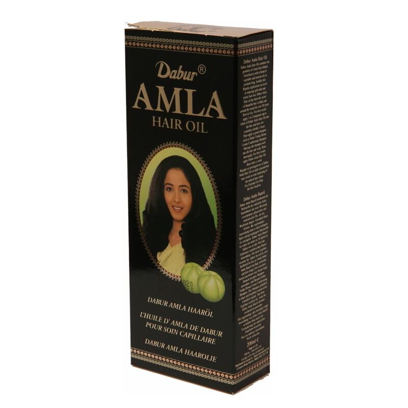 Dabur Amla Hair Oil 12 x 200 ml
