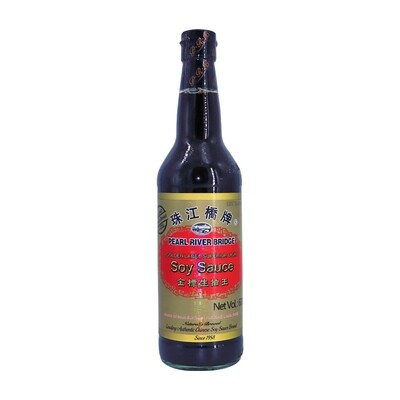 Pearl River Sojasauce - Hell 12 x 600 ml