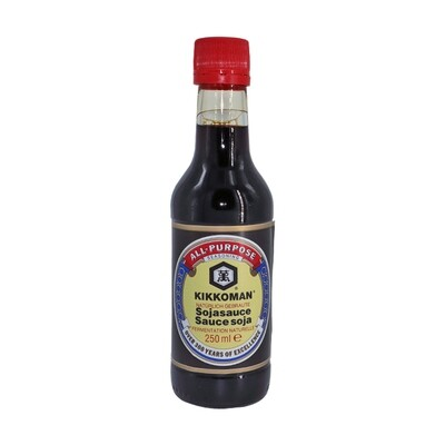 Kikkoman Soja Sauce Fancy 12 x 250 ml