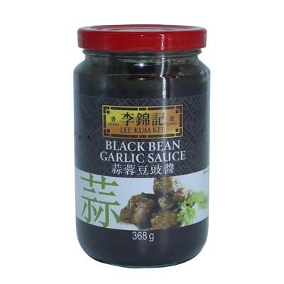 Lee Kum Kee Black Bean Garl sauce 12 x 368 g